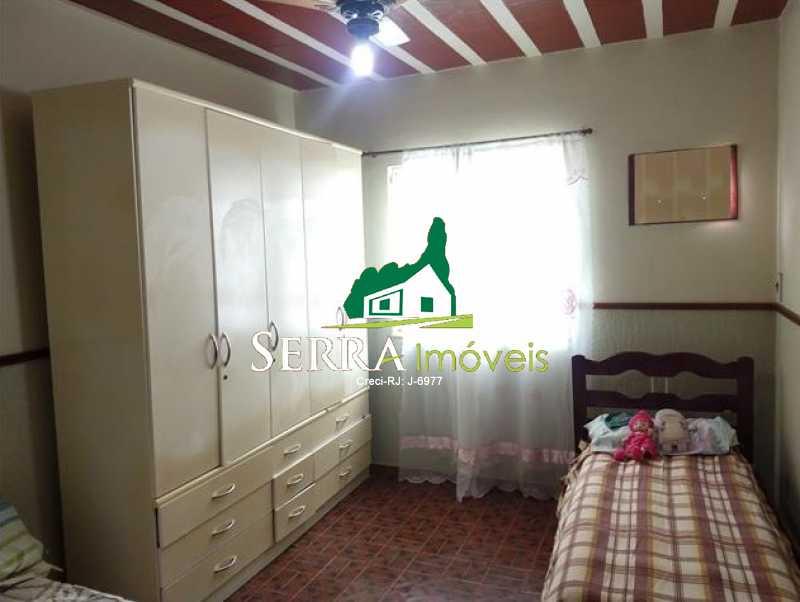 SERRA IMÓVEIS - Casa em Condomínio 3 quartos à venda Limoeiro, Guapimirim - R$ 420.000 - SICN30035 - 12