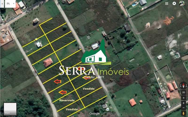 SERRA IMÓVEIS - Terreno Multifamiliar à venda Citrolândia, Guapimirim - R$ 65.000 - SIMF00091 - 1
