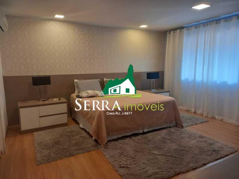 SERRA IMOVEIS - Casa em Condomínio 4 quartos à venda Iconha, Guapimirim - R$ 1.150.000 - SICN40030 - 11