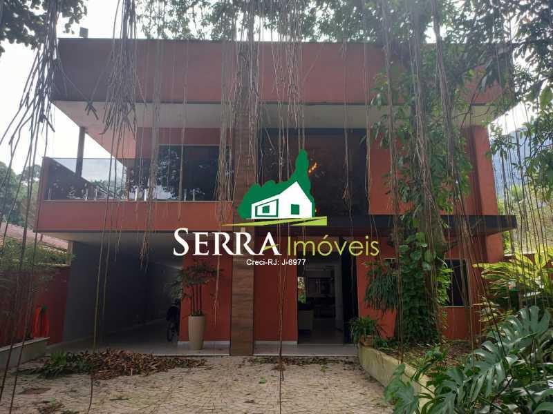 SERRA IMOVEIS - Casa em Condomínio 4 quartos à venda Iconha, Guapimirim - R$ 1.150.000 - SICN40030 - 1
