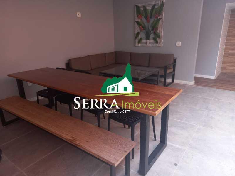 SERRA IMOVEIS - Casa em Condomínio 4 quartos à venda Iconha, Guapimirim - R$ 1.150.000 - SICN40030 - 20