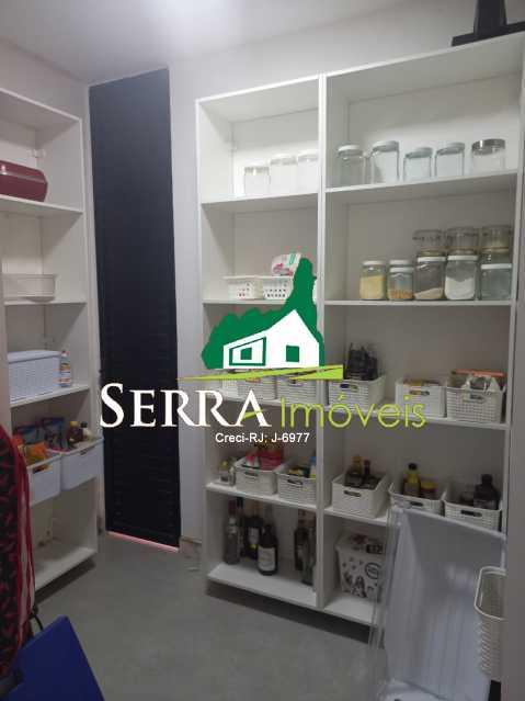 SERRA IMOVEIS - Casa em Condomínio 4 quartos à venda Iconha, Guapimirim - R$ 1.150.000 - SICN40030 - 10