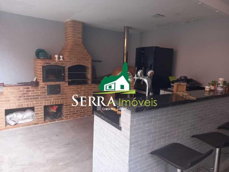 SERRA IMOVEIS - Casa em Condomínio 4 quartos à venda Iconha, Guapimirim - R$ 1.150.000 - SICN40030 - 21