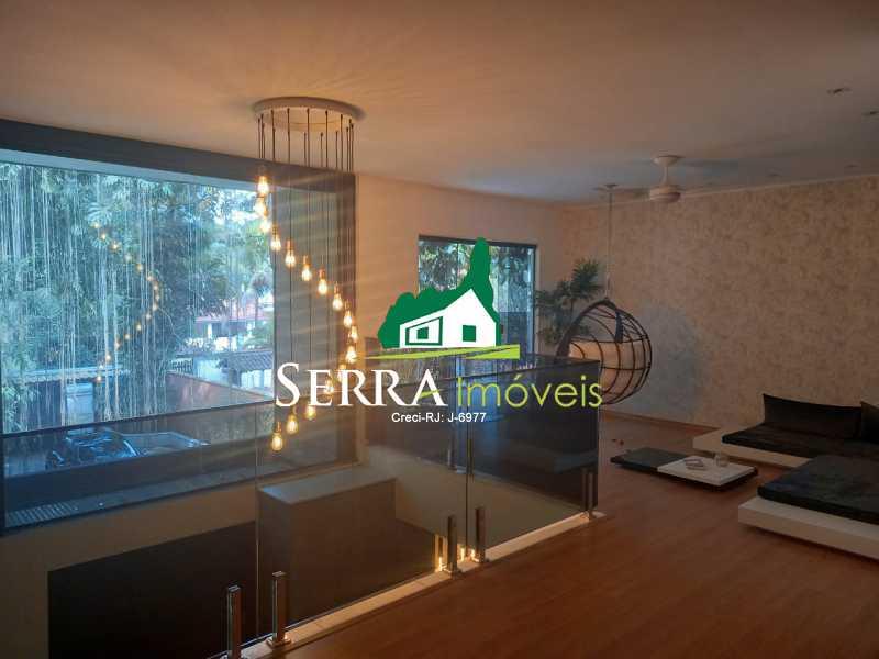 SERRA IMOVEIS - Casa em Condomínio 4 quartos à venda Iconha, Guapimirim - R$ 1.150.000 - SICN40030 - 19