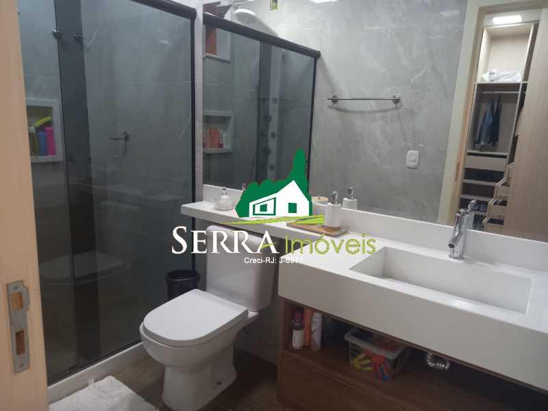 SERRA IMOVEIS - Casa em Condomínio 4 quartos à venda Iconha, Guapimirim - R$ 1.150.000 - SICN40030 - 16