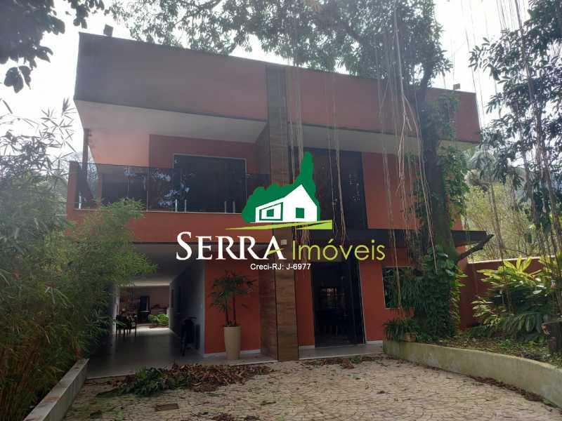 SERRA IMOVEIS - Casa em Condomínio 4 quartos à venda Iconha, Guapimirim - R$ 1.150.000 - SICN40030 - 3