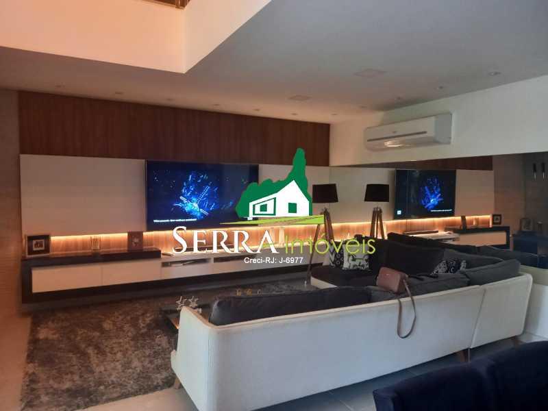 SERRA IMOVEIS - Casa em Condomínio 4 quartos à venda Iconha, Guapimirim - R$ 1.150.000 - SICN40030 - 7