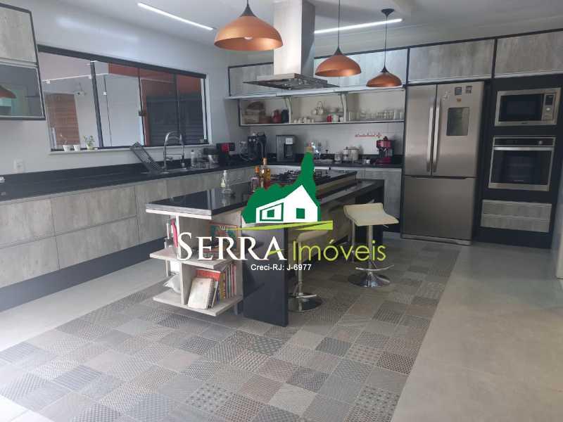SERRA IMOVEIS - Casa em Condomínio 4 quartos à venda Iconha, Guapimirim - R$ 1.150.000 - SICN40030 - 9