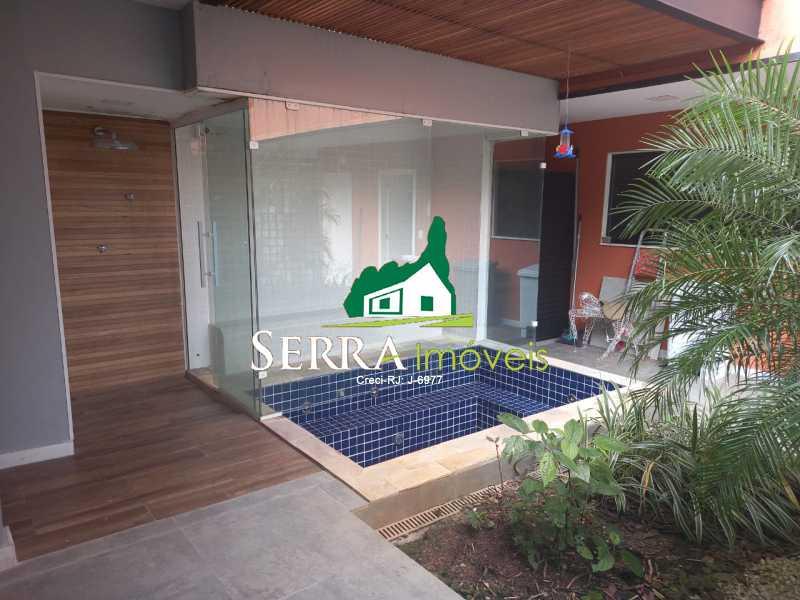 SERRA IMOVEIS - Casa em Condomínio 4 quartos à venda Iconha, Guapimirim - R$ 1.150.000 - SICN40030 - 4
