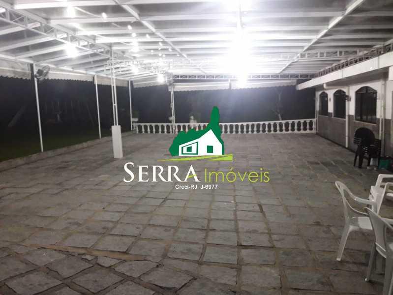 SERRA IMÓVEIS - Sítio 2200m² à venda Parada Modelo, Guapimirim - R$ 890.000 - SISI70002 - 20