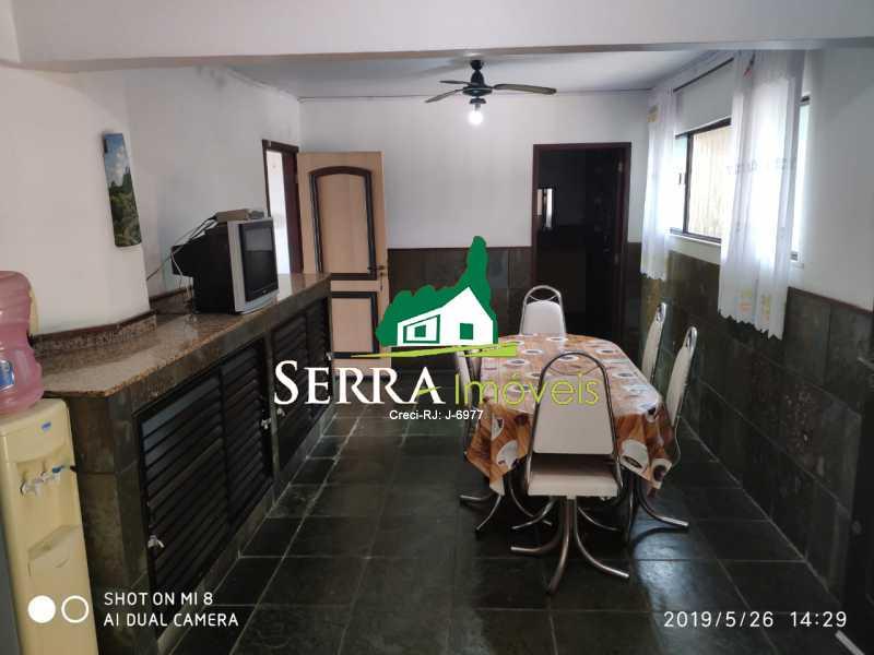 SERRA IMÓVEIS - Sítio 2200m² à venda Parada Modelo, Guapimirim - R$ 890.000 - SISI70002 - 17