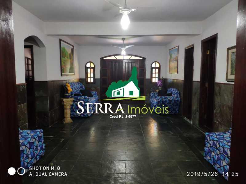 SERRA IMÓVEIS - Sítio 2200m² à venda Parada Modelo, Guapimirim - R$ 890.000 - SISI70002 - 13
