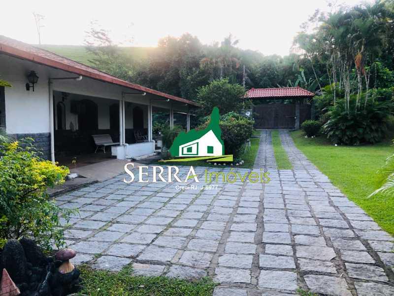 SERRA IMÓVEIS - Sítio 2200m² à venda Parada Modelo, Guapimirim - R$ 890.000 - SISI70002 - 5