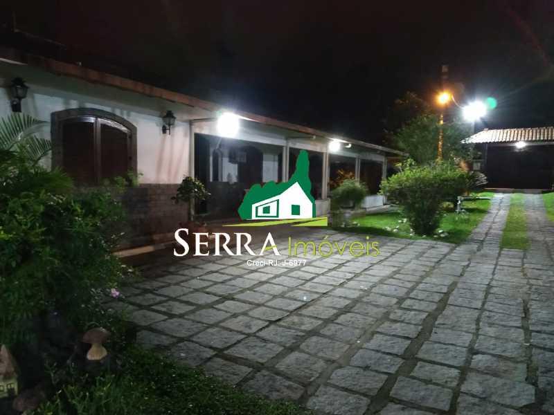 SERRA IMÓVEIS - Sítio 2200m² à venda Parada Modelo, Guapimirim - R$ 890.000 - SISI70002 - 4