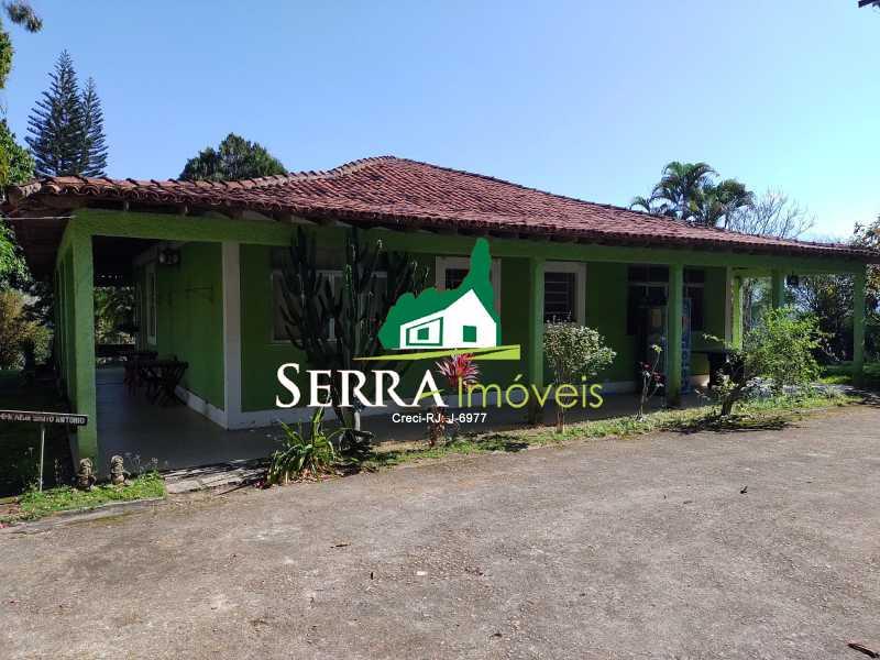 SERRA IMÓVEIS - Sítio 300000m² à venda Vale Das Pedrinhas, Guapimirim - R$ 960.000 - SISI70003 - 3