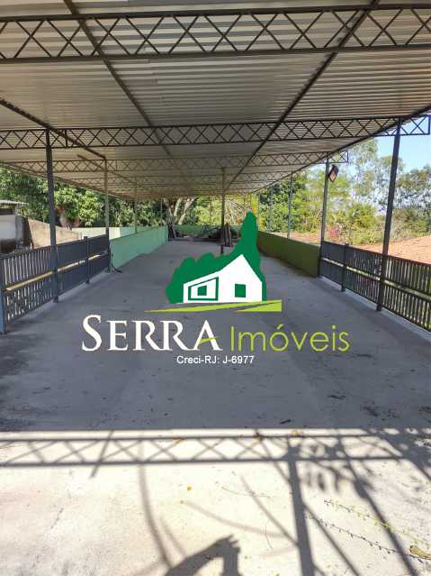 SERRA IMÓVEIS - Sítio 300000m² à venda Vale Das Pedrinhas, Guapimirim - R$ 960.000 - SISI70003 - 16