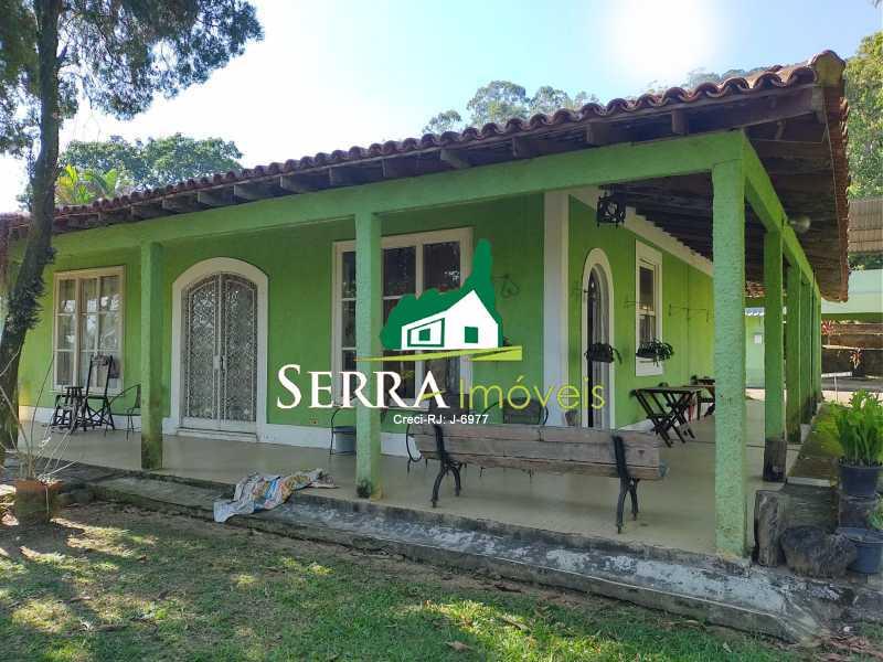 SERRA IMÓVEIS - Sítio 300000m² à venda Vale Das Pedrinhas, Guapimirim - R$ 960.000 - SISI70003 - 5
