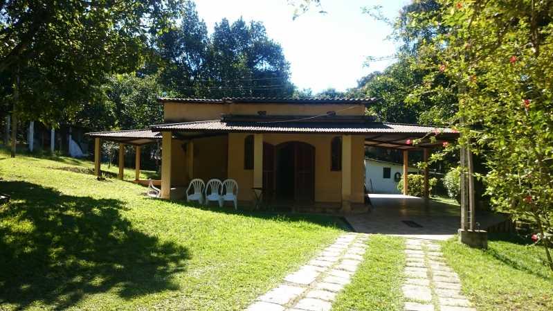 SERRA IMÓVEIS - Sítio 8000m² à venda Vale Das Pedrinhas, Guapimirim - R$ 450.000 - SISI40002 - 1