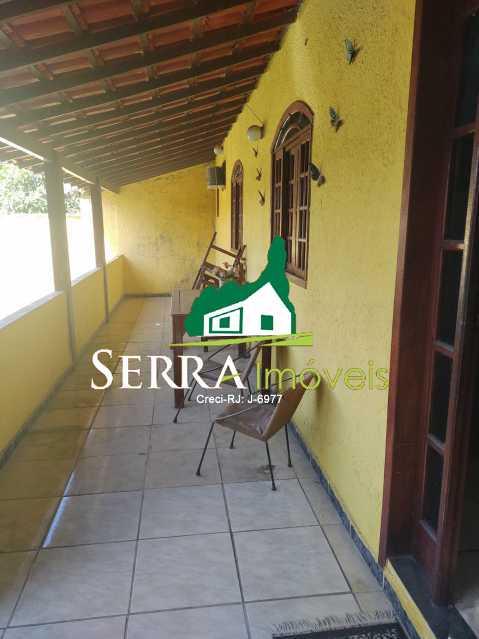 SERRA IMÓVEIS - Casa 2 quartos à venda Quinta Mariana, Guapimirim - R$ 280.000 - SICA20041 - 6