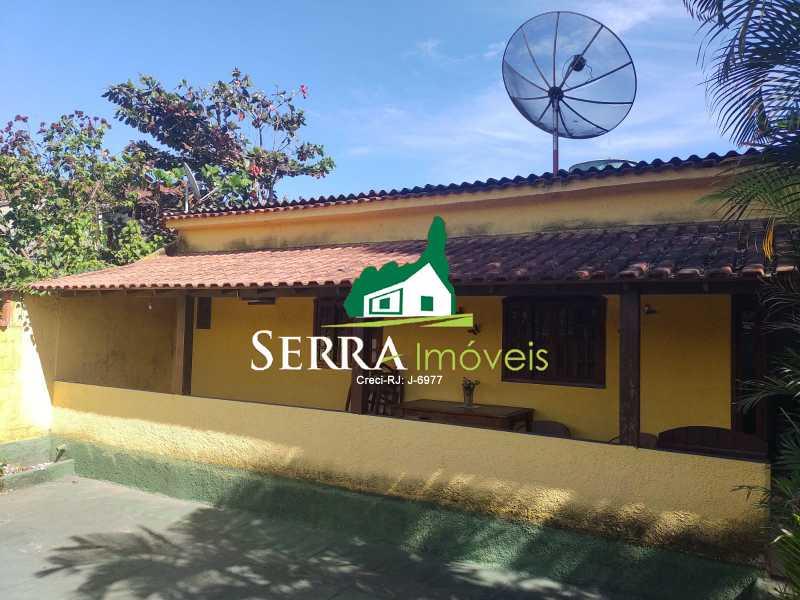 SERRA IMÓVEIS - Casa 2 quartos à venda Quinta Mariana, Guapimirim - R$ 280.000 - SICA20041 - 4