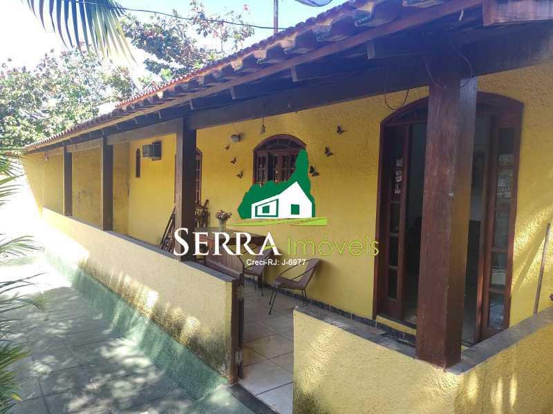 SERRA IMÓVEIS - Casa 2 quartos à venda Quinta Mariana, Guapimirim - R$ 280.000 - SICA20041 - 1