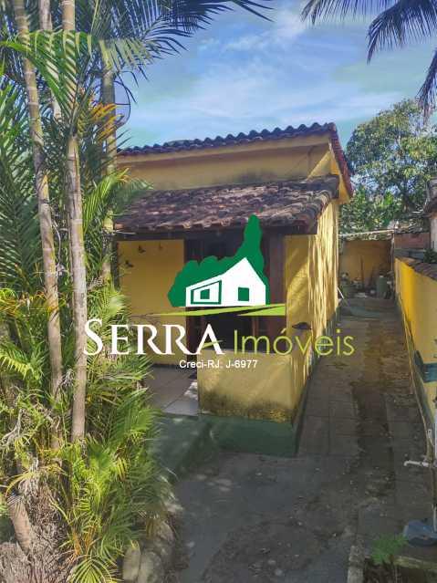 SERRA IMÓVEIS - Casa 2 quartos à venda Quinta Mariana, Guapimirim - R$ 280.000 - SICA20041 - 5
