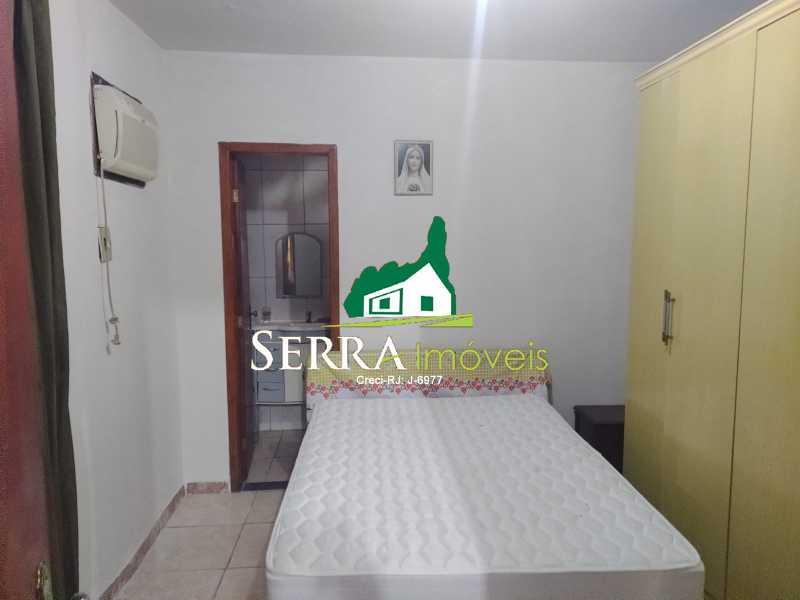 SERRA IMÓVEIS - Casa 2 quartos à venda Quinta Mariana, Guapimirim - R$ 280.000 - SICA20041 - 9