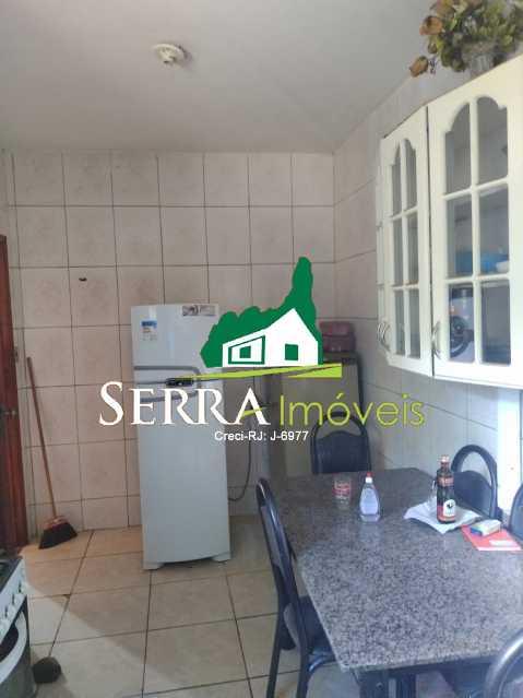SERRA IMÓVEIS - Casa 2 quartos à venda Quinta Mariana, Guapimirim - R$ 280.000 - SICA20041 - 11