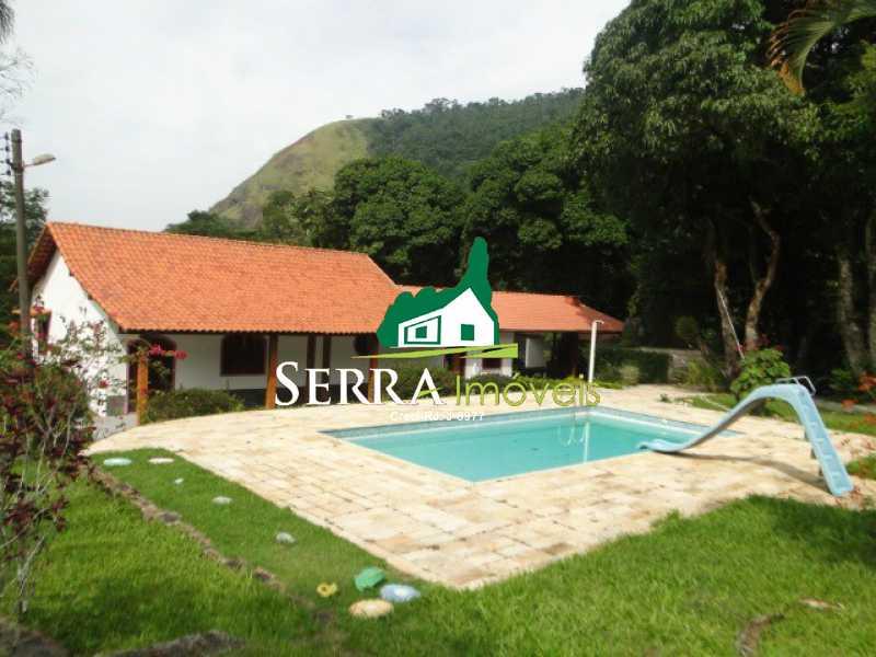SERRA IMÓVEIS - Sítio à venda Limoeiro, Guapimirim - R$ 1.500.000 - SISI40006 - 1