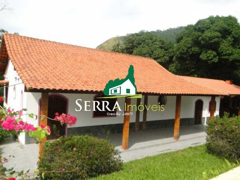 SERRA IMÓVEIS - Sítio à venda Limoeiro, Guapimirim - R$ 1.500.000 - SISI40006 - 3
