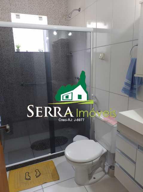 SERRA IMOVEIS - Casa em Condomínio 3 quartos à venda Caneca Fina, Guapimirim - R$ 650.000 - SICN30036 - 22