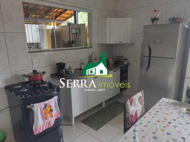 SERRA IMOVEIS - Casa em Condomínio 3 quartos à venda Caneca Fina, Guapimirim - R$ 650.000 - SICN30036 - 25