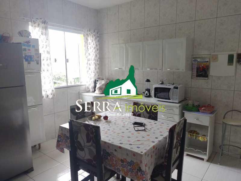 SERRA IMOVEIS - Casa em Condomínio 3 quartos à venda Caneca Fina, Guapimirim - R$ 650.000 - SICN30036 - 23