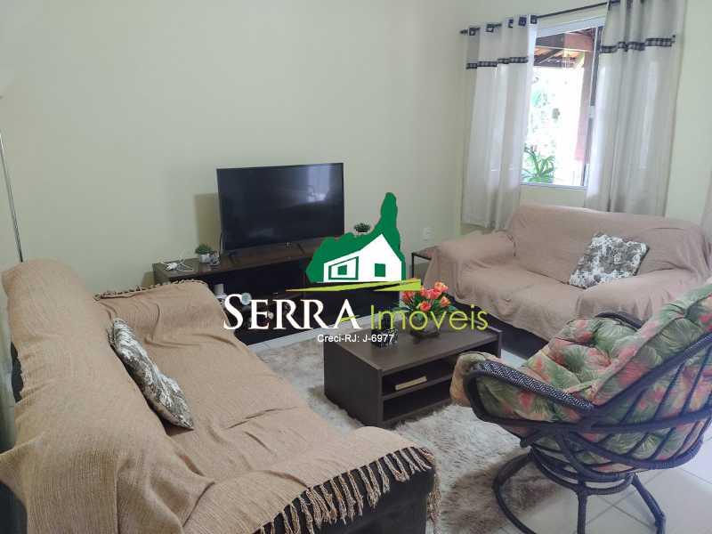 SERRA IMOVEIS - Casa em Condomínio 3 quartos à venda Caneca Fina, Guapimirim - R$ 650.000 - SICN30036 - 9