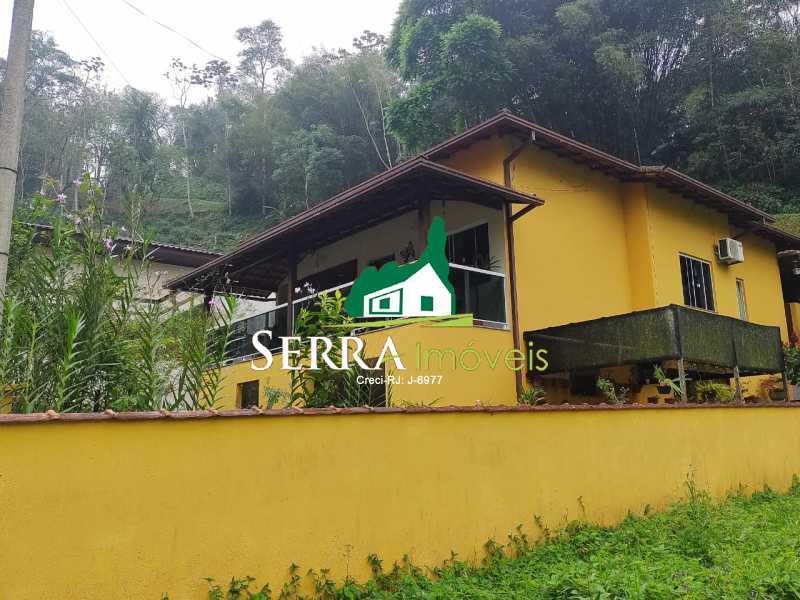 SERRA IMOVEIS - Casa em Condomínio 3 quartos à venda Caneca Fina, Guapimirim - R$ 650.000 - SICN30036 - 3