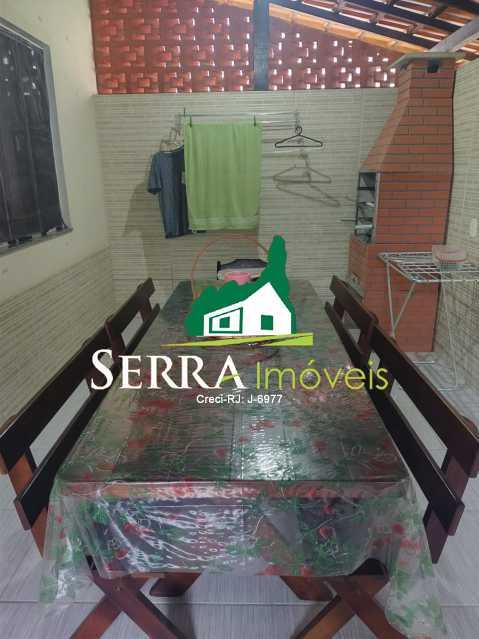 SERRA IMOVEIS - Casa em Condomínio 3 quartos à venda Caneca Fina, Guapimirim - R$ 650.000 - SICN30036 - 30