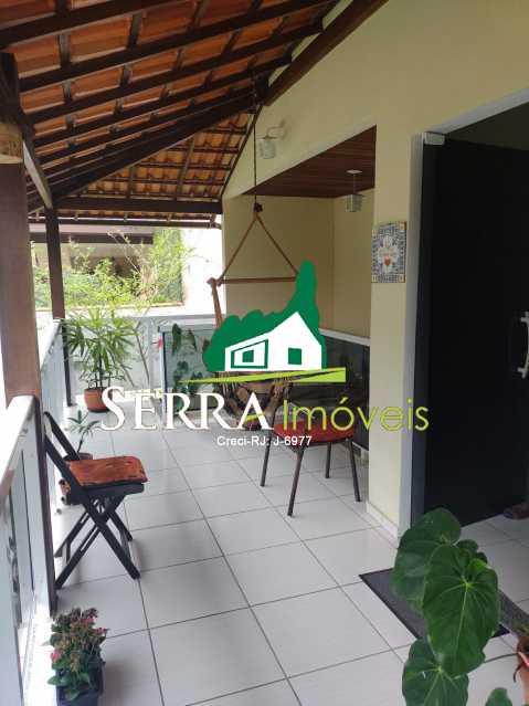 SERRA IMOVEIS - Casa em Condomínio 3 quartos à venda Caneca Fina, Guapimirim - R$ 650.000 - SICN30036 - 7