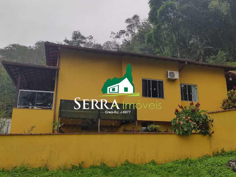 SERRA IMOVEIS - Casa em Condomínio 3 quartos à venda Caneca Fina, Guapimirim - R$ 650.000 - SICN30036 - 4