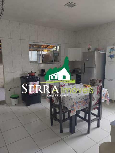 SERRA IMOVEIS - Casa em Condomínio 3 quartos à venda Caneca Fina, Guapimirim - R$ 650.000 - SICN30036 - 26