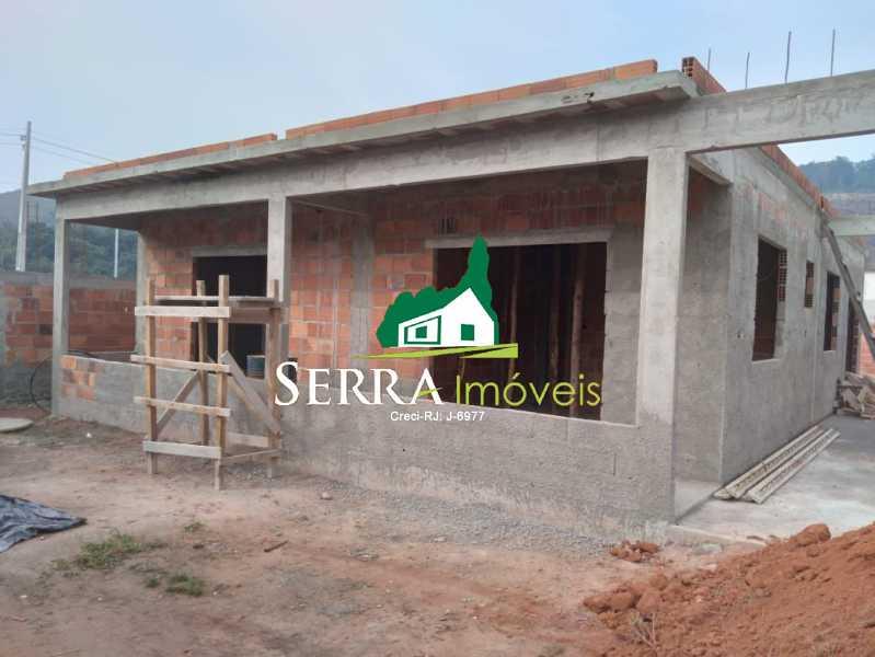 SERRA IMÓVEIS - Casa 2 quartos à venda Cotia, Guapimirim - R$ 230.000 - SICA20042 - 1
