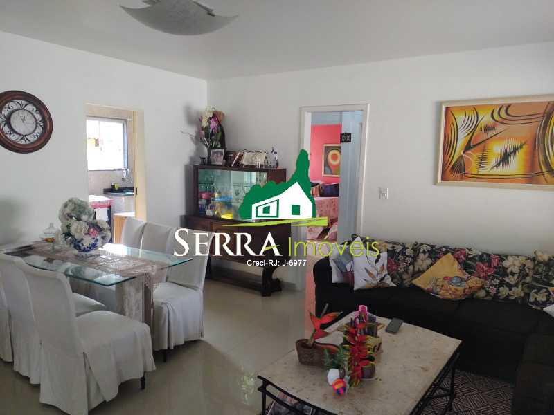 SERRA IMÓVEIS - Casa em Condomínio 5 quartos à venda Caneca Fina, Guapimirim - R$ 680.000 - SICN50005 - 5