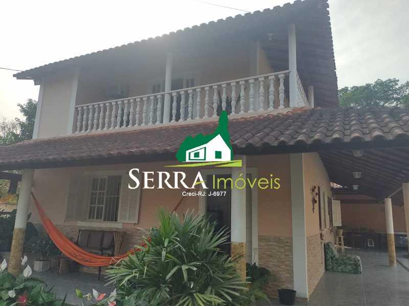 SERRA IMÓVEIS - Casa em Condomínio 5 quartos à venda Caneca Fina, Guapimirim - R$ 680.000 - SICN50005 - 3