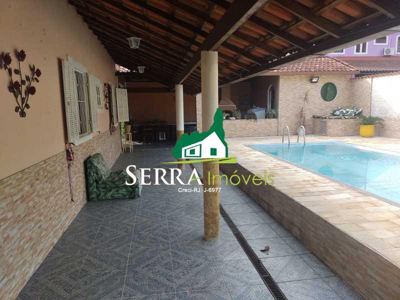 SERRA IMÓVEIS - Casa em Condomínio 5 quartos à venda Caneca Fina, Guapimirim - R$ 680.000 - SICN50005 - 22
