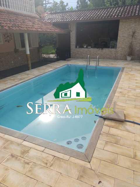 SERRA IMÓVEIS - Casa em Condomínio 5 quartos à venda Caneca Fina, Guapimirim - R$ 680.000 - SICN50005 - 23