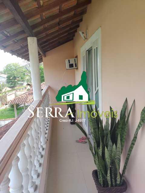 SERRA IMÓVEIS - Casa em Condomínio 5 quartos à venda Caneca Fina, Guapimirim - R$ 680.000 - SICN50005 - 14