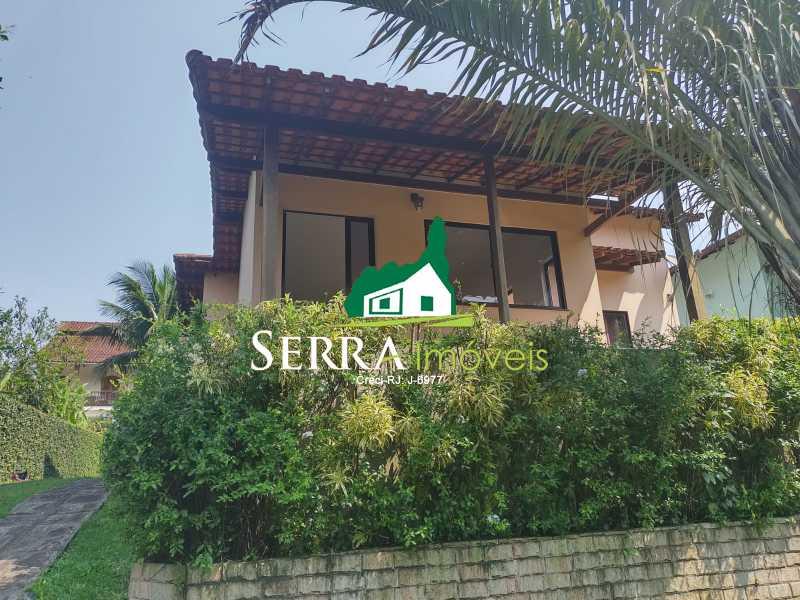 SERRA IMÓVEIS - Casa em Condomínio 2 quartos à venda Limoeiro, Guapimirim - R$ 400.000 - SICN20012 - 5