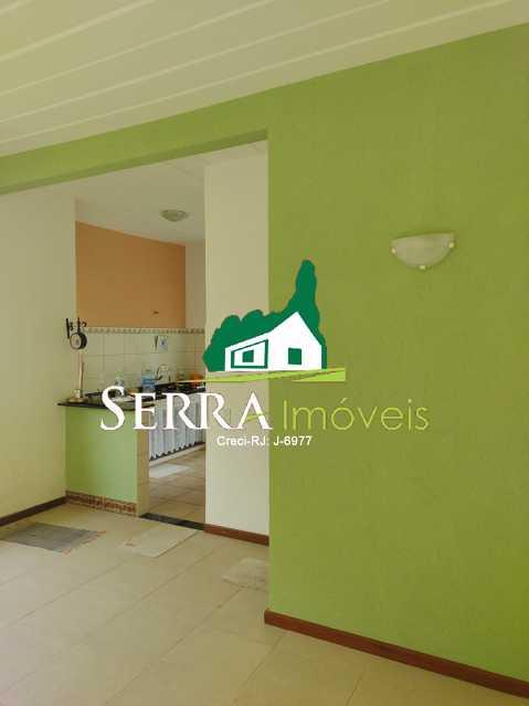 SERRA IMÓVEIS - Casa em Condomínio 2 quartos à venda Limoeiro, Guapimirim - R$ 400.000 - SICN20012 - 10