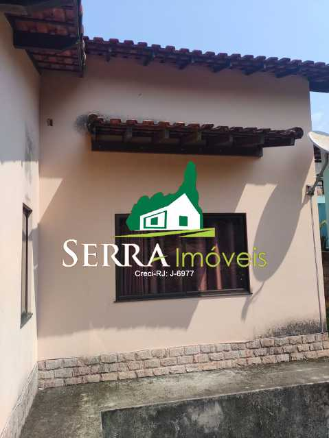SERRA IMÓVEIS - Casa em Condomínio 2 quartos à venda Limoeiro, Guapimirim - R$ 400.000 - SICN20012 - 18