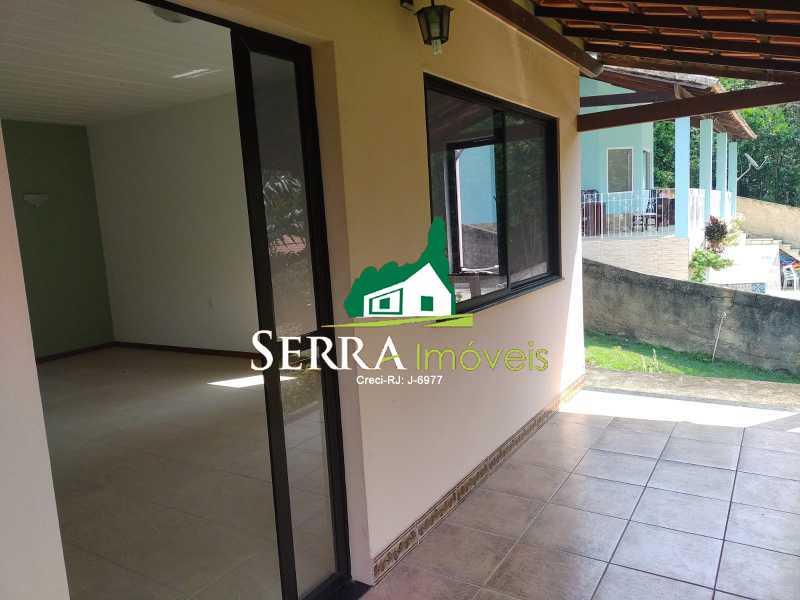 SERRA IMÓVEIS - Casa em Condomínio 2 quartos à venda Limoeiro, Guapimirim - R$ 400.000 - SICN20012 - 3