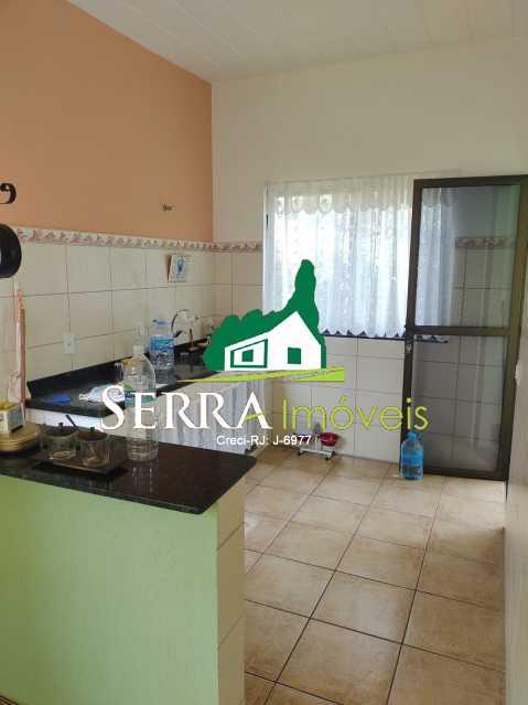 SERRA IMÓVEIS - Casa em Condomínio 2 quartos à venda Limoeiro, Guapimirim - R$ 400.000 - SICN20012 - 11
